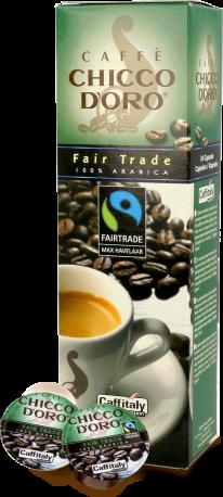 Fair Trade 100% Arabica