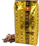 miscela bar caffè in grani chicco d'oro