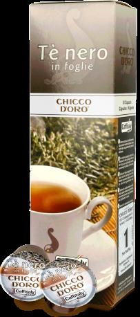 Tè nero in foglie