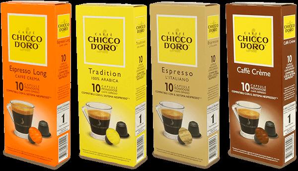 Prodotti Caffe Chicco D Oro