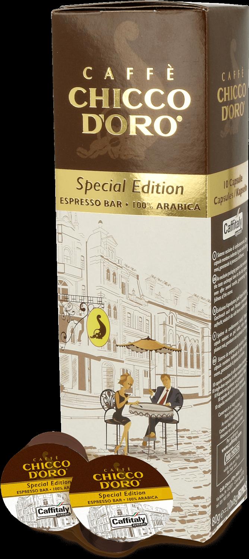 Espresso Bar 100% Arabica