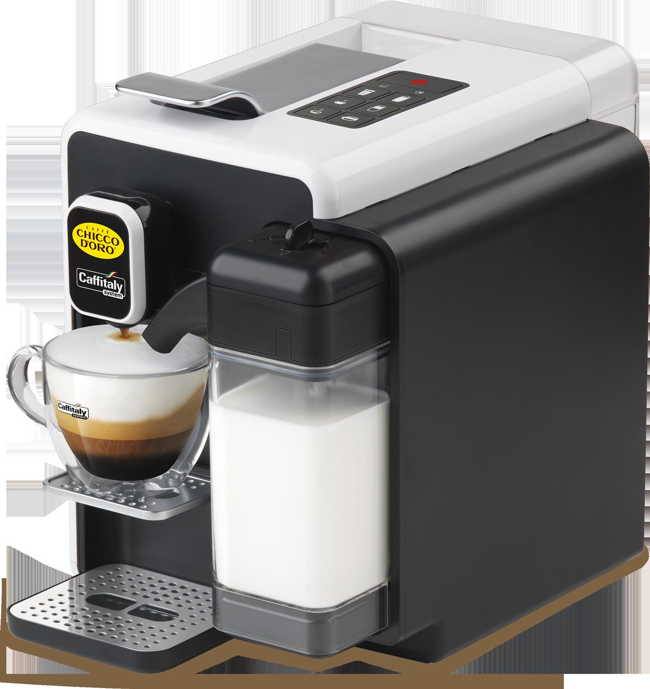 Macchine da caff per casa e ufficio cialde e capsule - Macchina del caffe bar ...